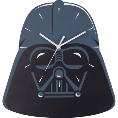 Childrens Star Wars Darth Vader Wall Clock STAR428