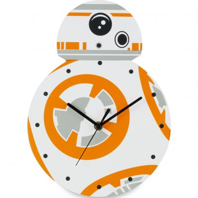 Star Wars BB8 Wall Clock STAR439