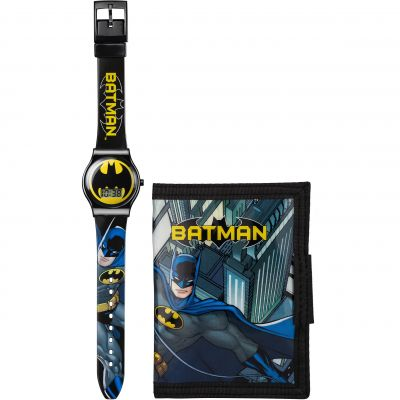 Childrens Character Batman Set Watch BAT63DC