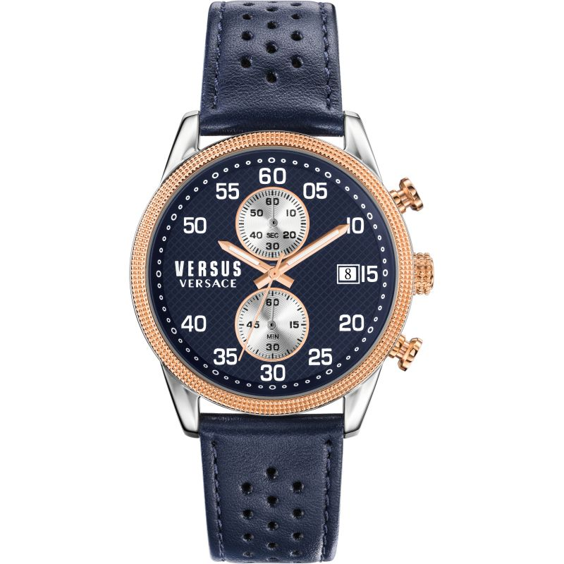 Mens Versus Versace Shoreditch Chronograph Watch