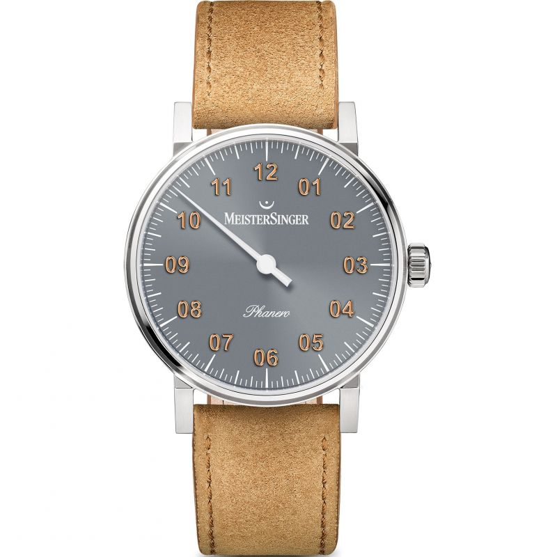 Unisex Meistersinger Phanero Watch