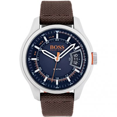 Mens Hugo Boss Orange Hong Kong Watch 1550002
