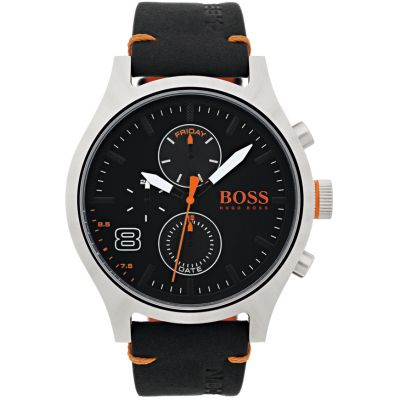 Mens Hugo Boss Orange Amsterdam Watch 1550020