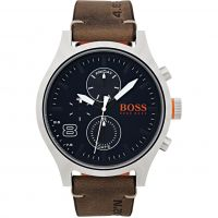 Mens Hugo Boss Orange Amsterdam Watch 1550021