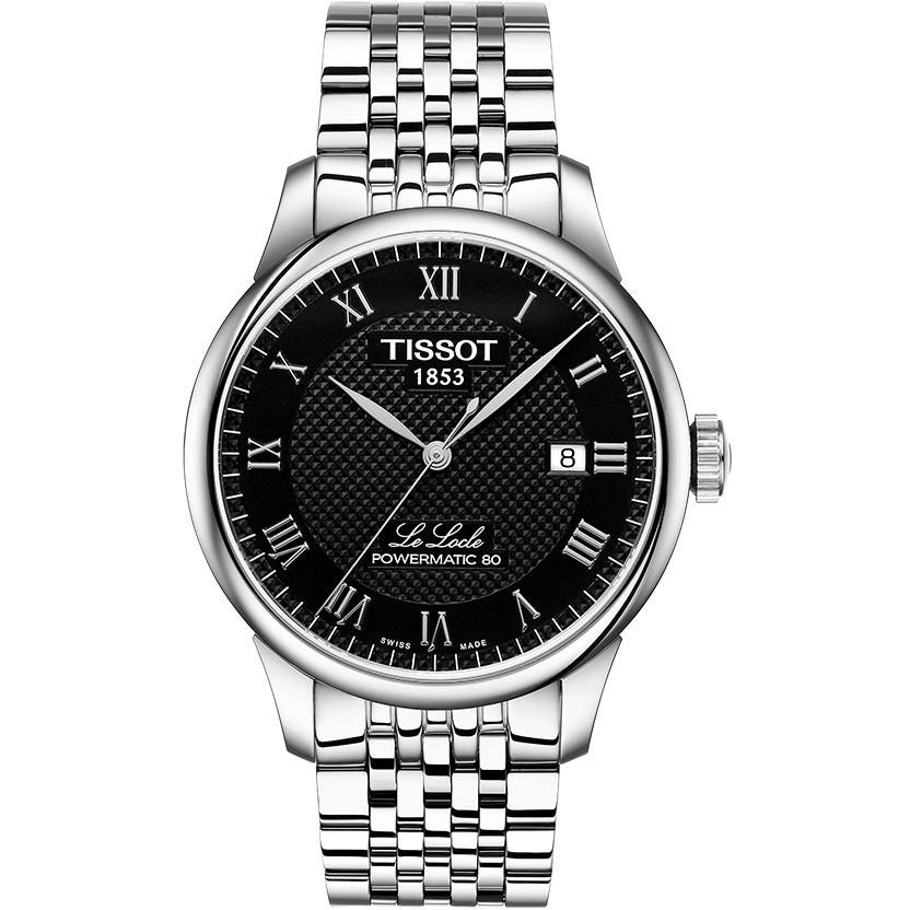 e5e4eea21 Gents Tissot Le Locle Powermatic 80 Watch (T0064071105300) | WatchShop.com™