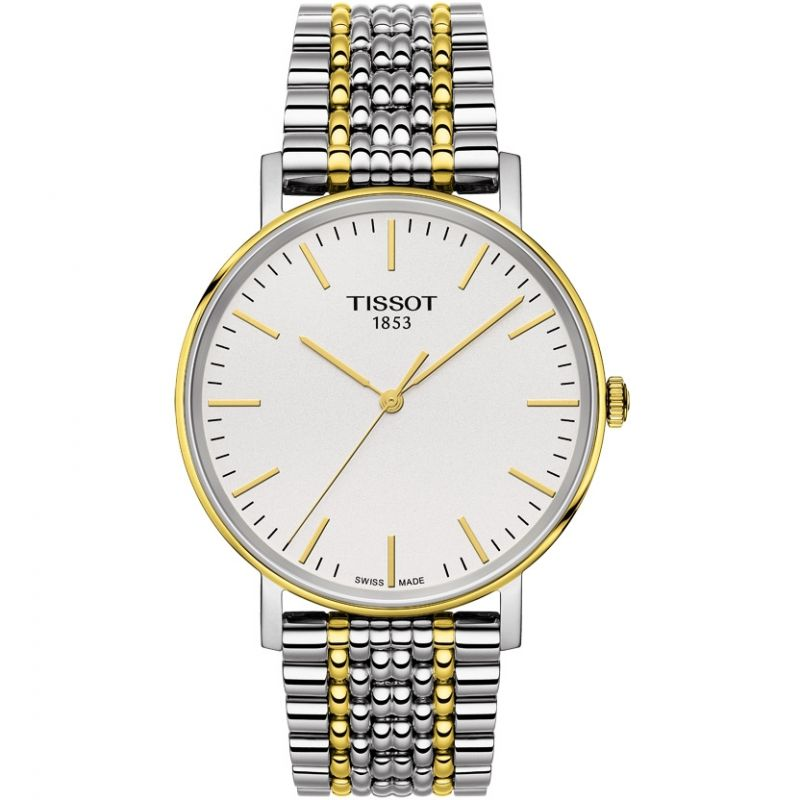 Mens Tissot Everytime Watch T1094102203100