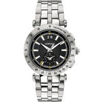 Mens Versace V-Race Chronograph Watch VAH010016