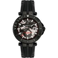 Mens Versace V-Race Diver Watch VAK050016