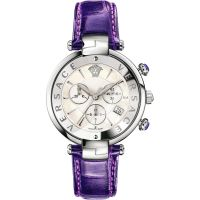 Ladies Versace Reve 41mm Chronograph Watch VAJ030016