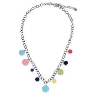 Biżuteria damska Swatch Bijoux Colortwist Multicolour Necklace JPD045-U