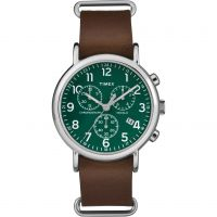 Mens Timex Weekender Chronograph Watch TW2P97400