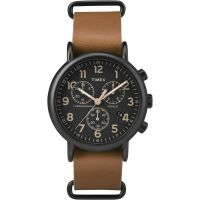 Mens Timex Weekender Chronograph Watch TW2P97500