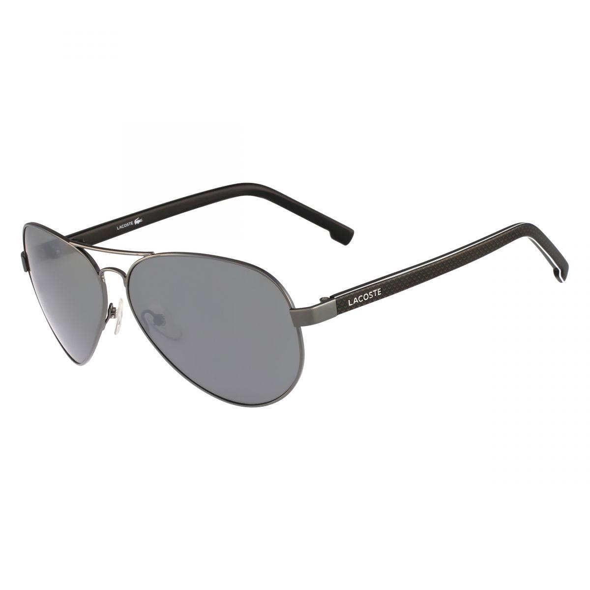 Lacoste L163S 033 62 gunmetal / grey vOt1Vm2c