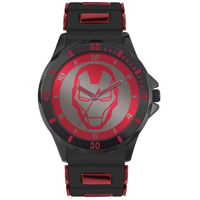 Mens Disney Iron Man Watch IRM1026