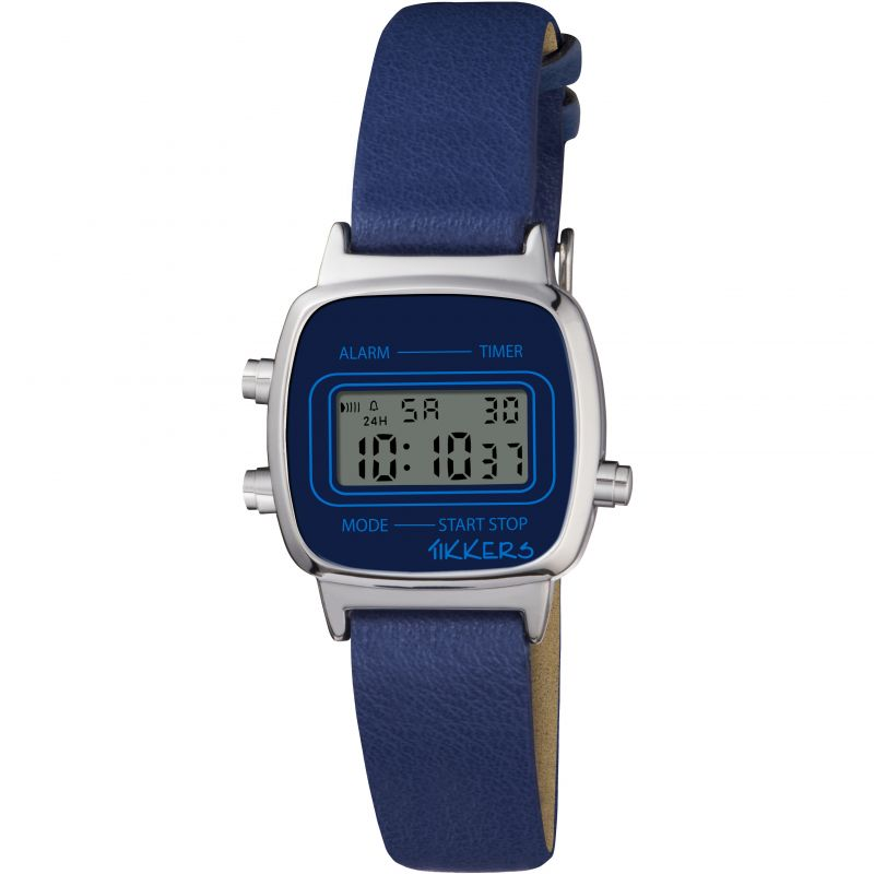 Childrens Tikkers Alarm Chronograph Watch TK0138