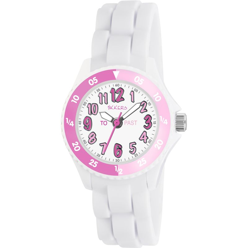 Childrens Tikkers Time Teacher Watch TK0117
