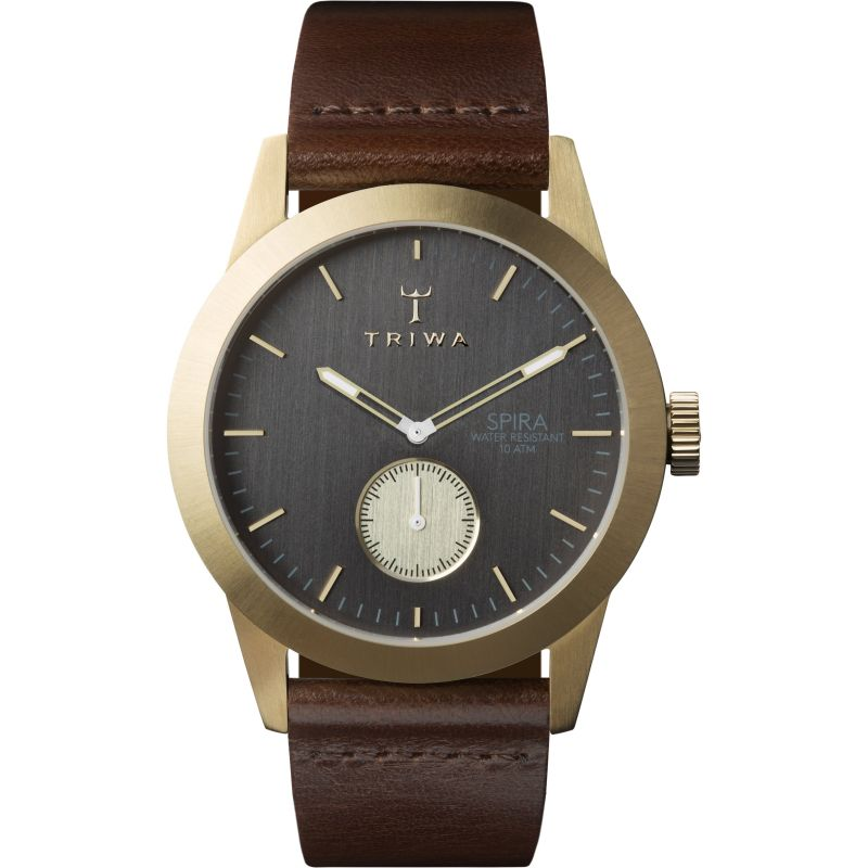 Mens Triwa Ash Spira Watch