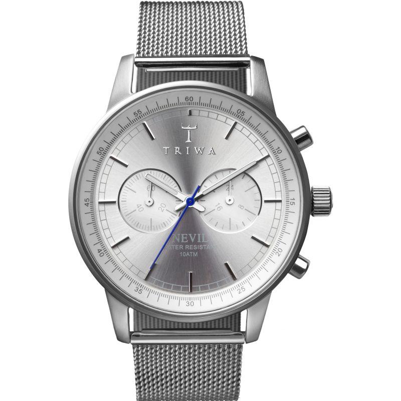 Mens Triwa Stirling Nevil 2.0 Chronograph Watch