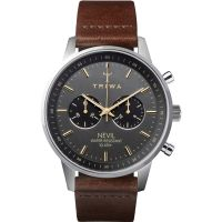 Mens Triwa Smoky Nevil Chronograph Watch NEST114-CL010412