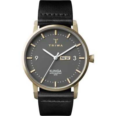 Mens Triwa Ash Klinga Watch KLST107-CL010117