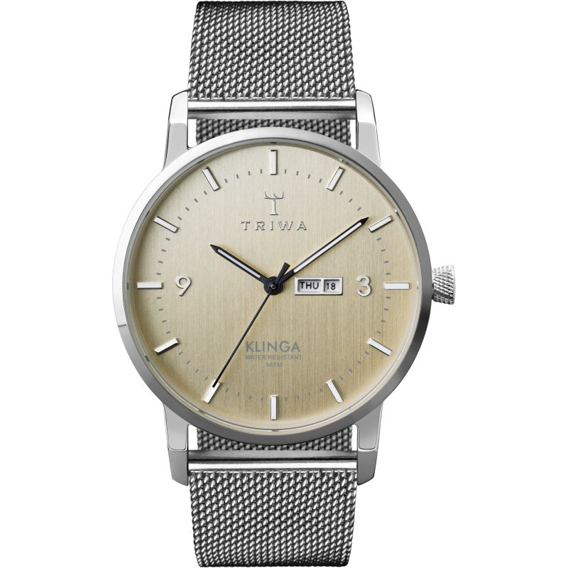 Mens Triwa Birch Klinga Watch