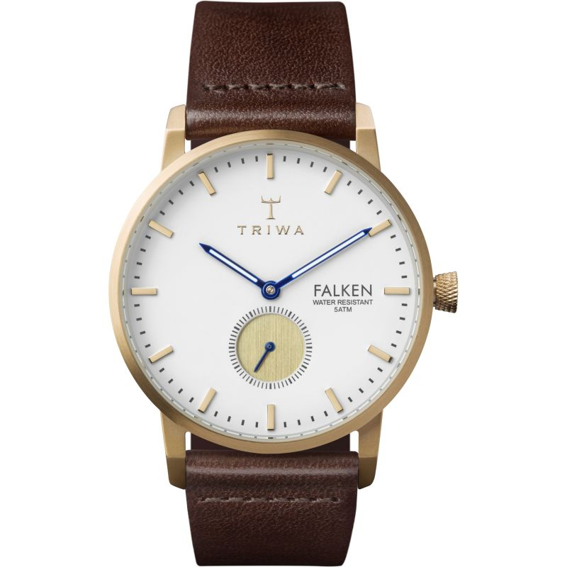 Mens Triwa Snow Falken Watch