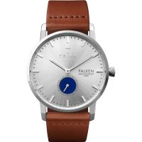 Mens Triwa Blue Eye Falken Watch FAST111-CL010212