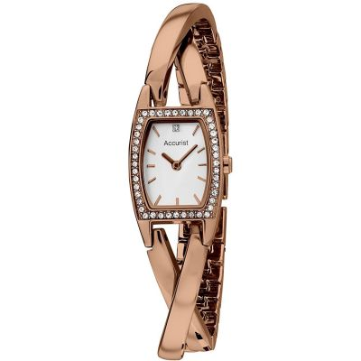 Ladies Accurist Watch LB1637P