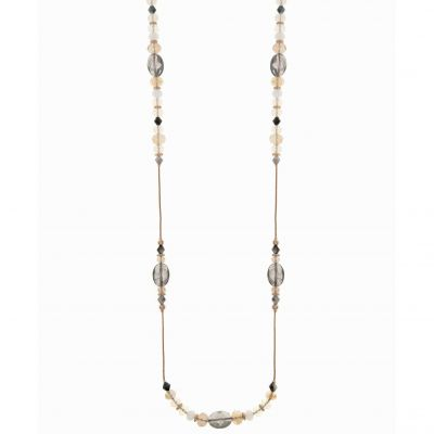 Biżuteria damska Nine West Jewellery Three Strand Necklace 60450653-906