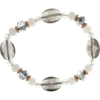 Nine West Dam Stretch Bracelet Guldpläterad 60450667-906