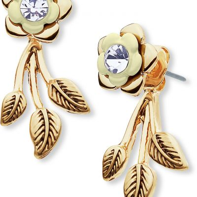 Bijoux Femme Lonna And Lilly Flower Boucles d'oreilles 60451921-2GR