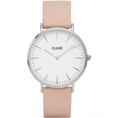 Ladies Cluse La Boheme Leather Watch CL18231