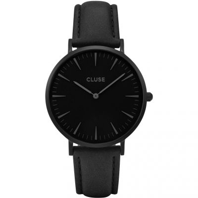 Ladies Cluse La Boheme Leather Watch CL18501