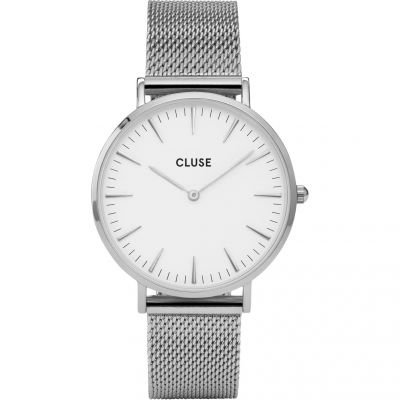 Ladies Cluse La Boheme Mesh Watch CL18105