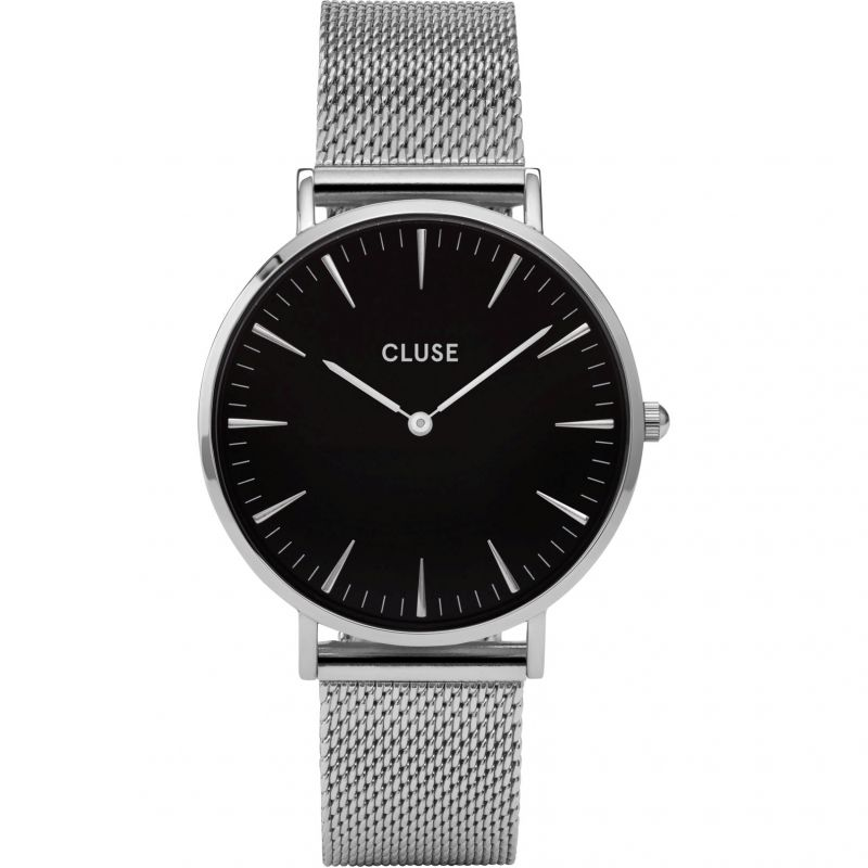 Ladies Cluse La Boheme Mesh Watch CL18106