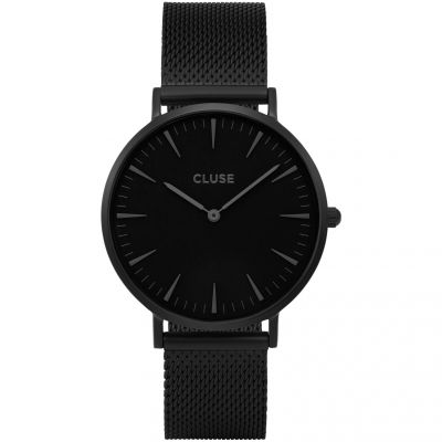 Ladies Cluse La Boheme Mesh Watch CL18111