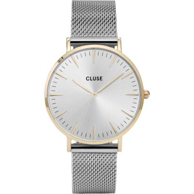 Ladies Cluse La Boheme Mesh Watch CL18115
