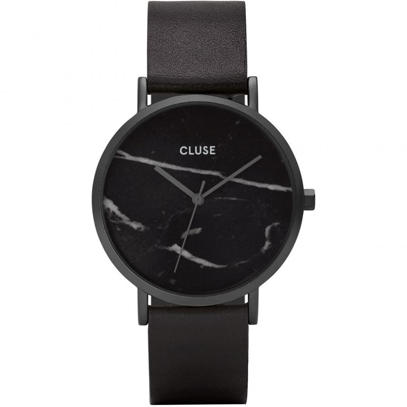 Ladies Cluse La Roche Leather Watch
