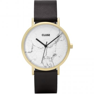 Ladies Cluse La Roche Leather Watch CL40003