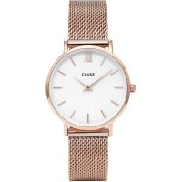 Cluse Minuit Mesh WATCH