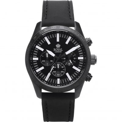 Mens Royal London Chronograph Watch 41365-02