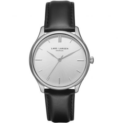 Mens Lars Larsen LW27 Watch 127SBBLL