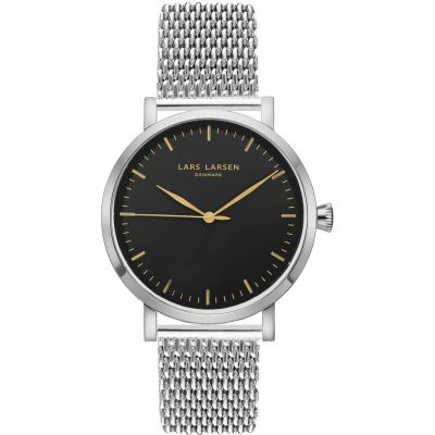 Mens Lars Larsen LW43 Watch 143SBSM