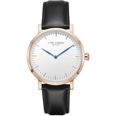 Mens Lars Larsen LW44 Watch 144RWBLL