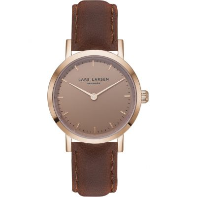 Ladies Lars Larsen LW24 Watch 124RRBL