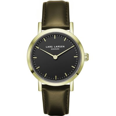 Ladies Lars Larsen LW24 Watch 124GBBLL