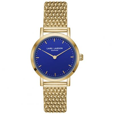 Ladies Lars Larsen LW24 Watch 124GDGM