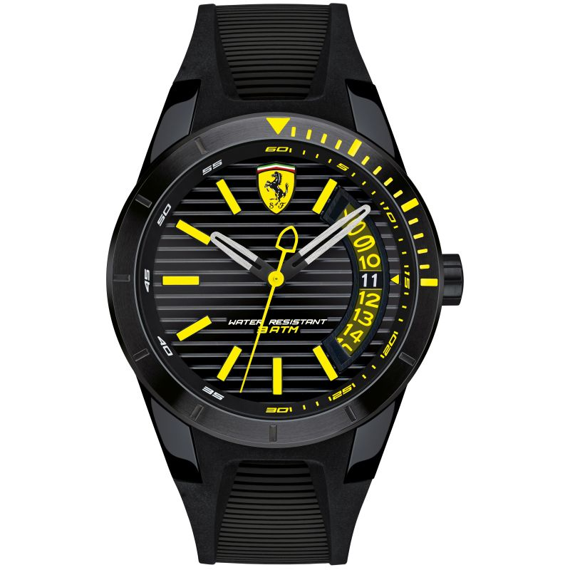 Mens Scuderia Ferrari Redrev T Watch 0830426