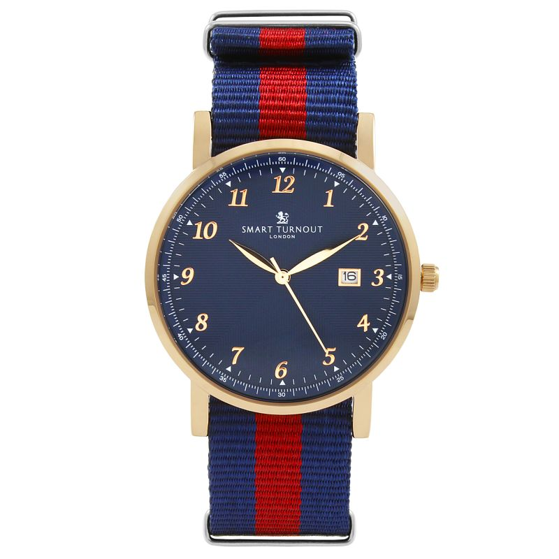 Unisex Smart Turnout Savant with Household Division Strap Watch