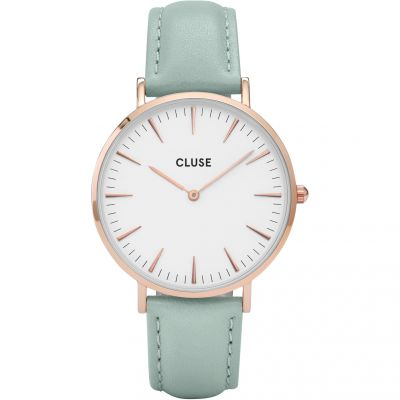 Ladies Cluse La Boheme Rose Gold Watch CL18021